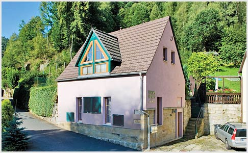 Ferienhaus am Liethenbach in Bad Schandau